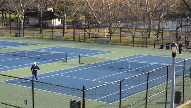 Meine Tennislehrer im Land der unbegrenzten Möglichkeiten