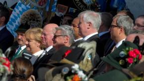 Hauptveranstaltung zum Tag der Deutschen Einheit
