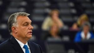 EU-Parlament stimmt für Sanktionsverfahren gegen Ungarn