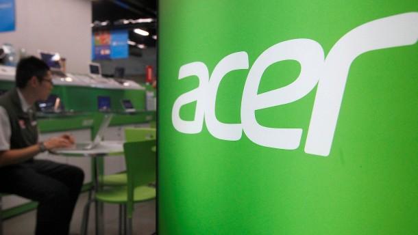 Acer fürchtet Digitalisierungsbremse