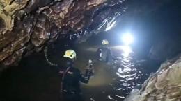 Taucher verstirbt in Höhle
