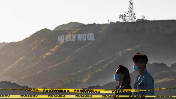 Kalifornien will Filmdrehs ab Mitte Juni erlauben