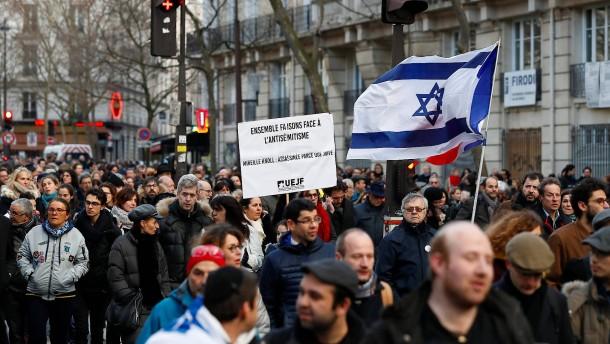 """""""Antisemitismus ist Problem der Integration"""""""