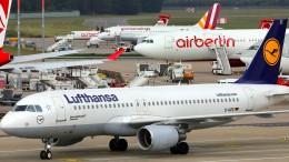 Weichenstellung für die Zukunft von Air Berlin