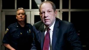 Harvey Weinstein beantragt Freilassung