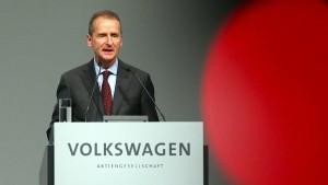 """""""Volkswagen muss anständiger werden"""""""