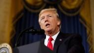 Trump bestätigt Ende der Hilfen für syrische Rebellen