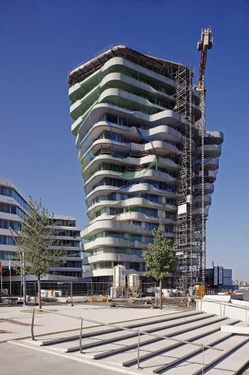 Bilderstrecke zu: Hafencity Hamburg: Das Experiment Marco Polo Tower ...