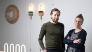 Paar-Projekt: Lea Korzeczek und Matthias Hiller haben auch schon schwere Zeiten überstanden.