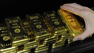 Gold-Nachfrage auf Rekordhoch