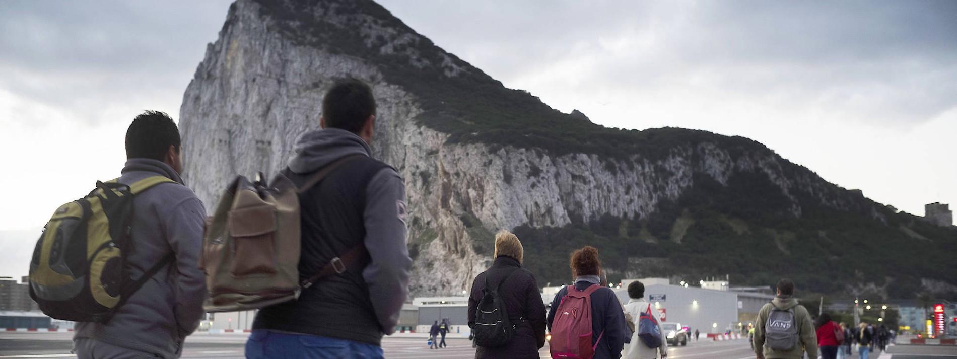 Sonderwege für Gibraltar