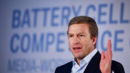 BMW steigert Batterieleistung