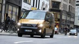 Volkswagen fährt jetzt mit Sammeltaxis durch Hamburg