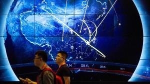 Gegen Chinas Hacker