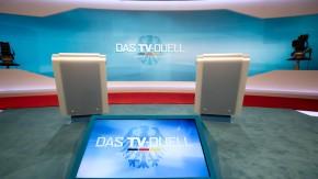 Das Fernsehstudio in Berlin-Adlershof