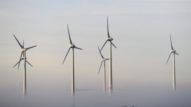 Bau von Windpark auf Taunuskamm muss genehmigt werden