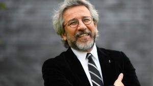 Erdogan-Kritiker Dündar hält Festrede im Justizministerium
