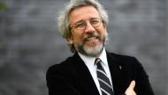 """Sagt klar seine Meinung - sehr zum Ärger des türkischen Präsidenten: der frühere Chefredakteur der Zeitung """"Cumhuriyet"""" Can Dündar"""