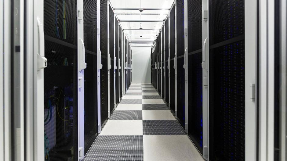 Frankfurts Rechenzentren: Hauptstadt der Daten