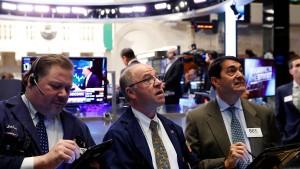 Trumps Einreiseverbot verunsichert die Wall Street