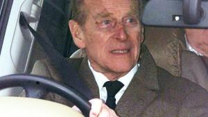 Prinz Philip gibt mit 97 den Führerschein ab