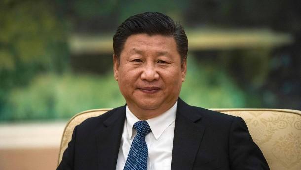 China hofft auf gute Beziehungen zu Amerika