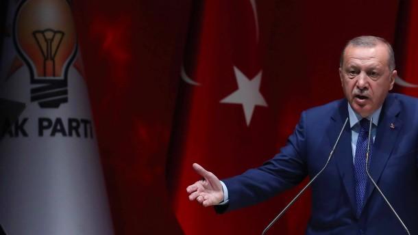 Zahl der türkischen Asylbewerber steigt