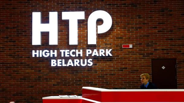 Der Freiheitskampf der IT-Industrie in Belarus