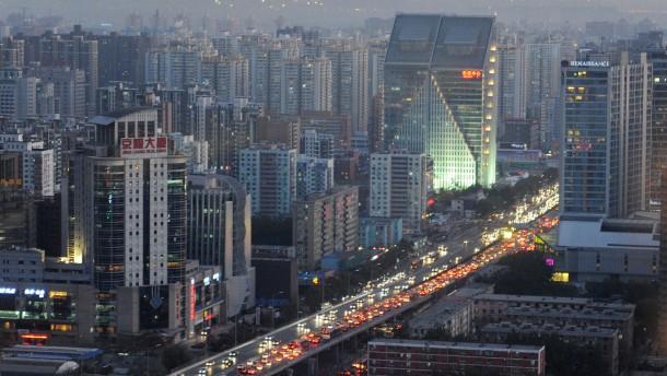 China deckelt den Anstieg der Mieten