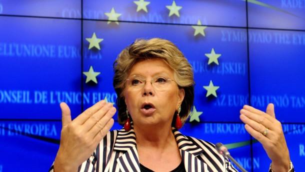 EU-Kommission fordert eine Euro-Stimme im IWF