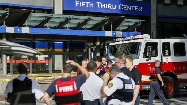 Vier Tote nach Schüssen in Cincinnati