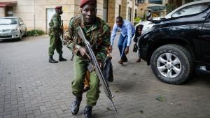 14 Menschen bei Anschlag in Nairobi getötet