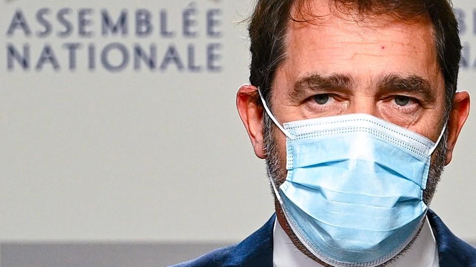 Fraktionschef von La Republiqué en Marche (LREM): Christophe Castaner
