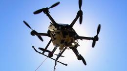 Ein Drohnenprojekt soll Herzpatienten helfen