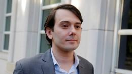 Martin Shkreli zu sieben Jahren Haft verurteilt