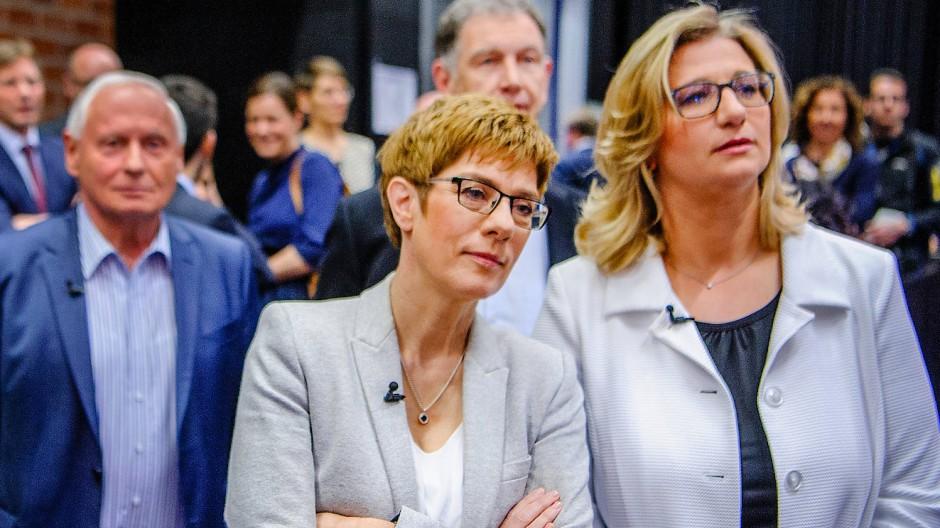 Große Koalition, Rot-Rot, Rot-Rot-Grün: An der Saar scheint am Sonntag vieles möglich – mit Auswirkungen bis nach Berlin.