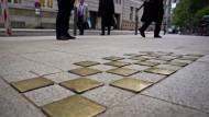 Keine Stolpersteine zum Gedenken an NS-Opfer