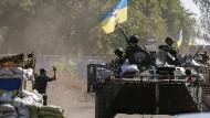 Verwirrung um Waffenstillstand in der Ukraine