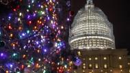 Amerika entgeht dem Verwaltungsstillstand