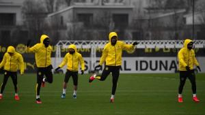Dortmund empfängt Paris St Germain