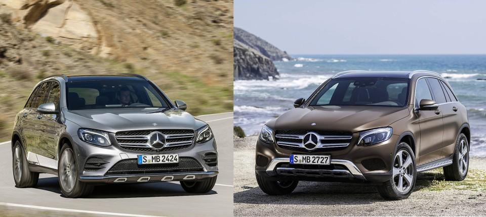 fahrberichte mercedes-benz glc: diesel oder hybrid?