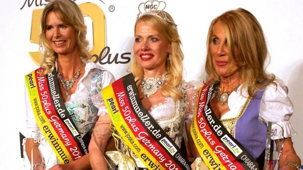 """Deutschland hat eine """"Miss 50 plus"""""""