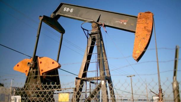 Ölpreis fällt weiter