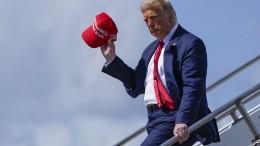 Trump eröffnet Büro in Florida