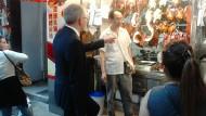 Vielfältige Eindrücke: Wirtschaftsminister Al-Wazir in Hongkong