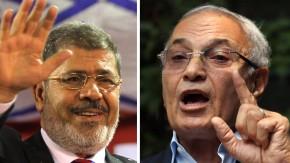 Ägyptische Wahlkommission: Stichwahl mit Schafik und Mursi
