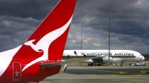 Die aktuelle Bilanz von Qantas ist verheerend.