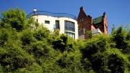 Eine Seelotsenstation als Wohnhaus