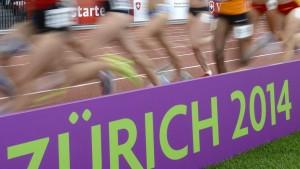 Zeitplan der Leichtathletik-EM 2014