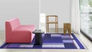 Wiederentdeckt: Richard Herre entwarf 1926 den Stuhl Stuttgart und den Teppich Zet. Beide Produkte hat e15 nun neu aufgelegt.